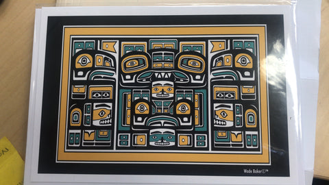 Wade Baker Chilkat original