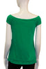 Bardot Top - Jade