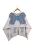 cream butterfly spirit wrap regular back view