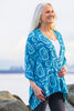 Bamboo Button Wrap - Sky Modern