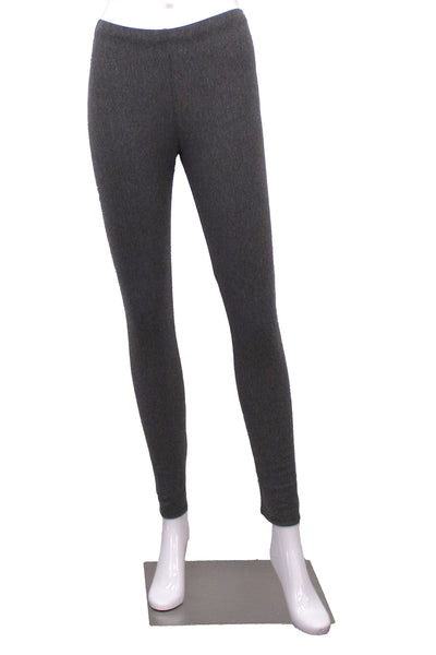 charcoal bamboo fleece leggings