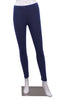 navy bamboo fleece leggings