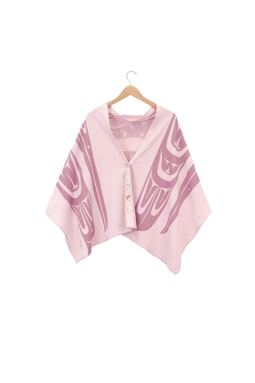Spirit Wrap - Hummingbird Soft Pink