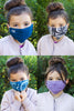 Kids Bamboo Mask Set