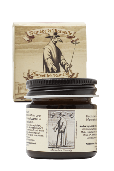 Marseille's Remedy - Traditional Balm (25ml)