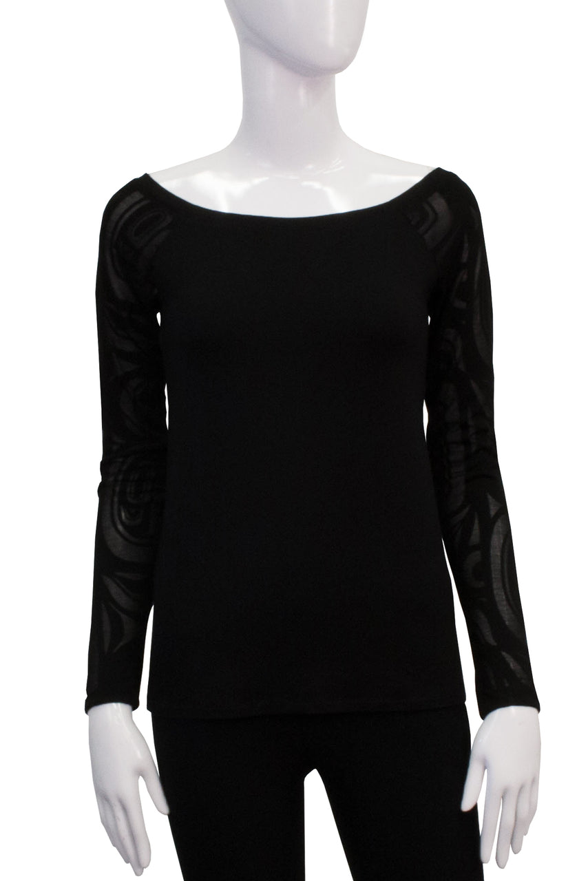 Modern Bardot Top