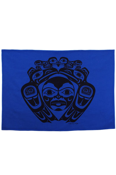 Spirit Blanket - Raven Moon Frog - Pacific