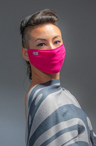 Bamboo Mask - <br>Orchid