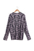 Long Sleeve T-Shirt - Stone Modern