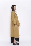 Jacquard Sweater Coat