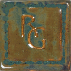 RG730  Weathered Copper Renaissance Glaze Duncan 1 Pint