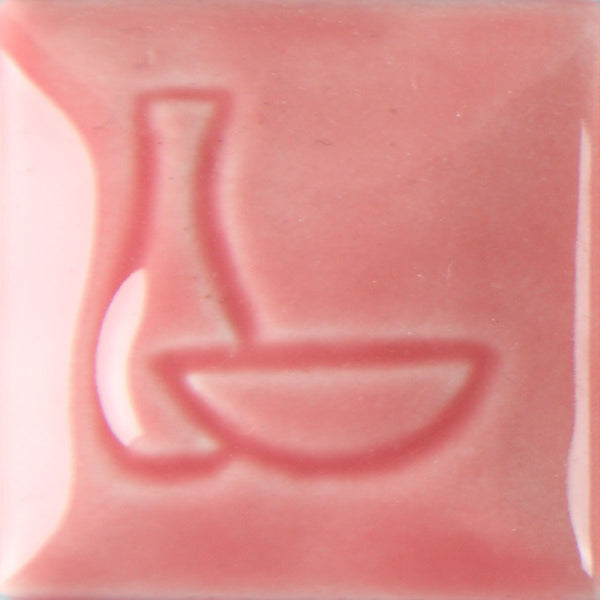 IN1032  Miami Pink Invision Glaze Duncan