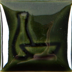IN1037  Leaf Green Invision Glaze Duncan
