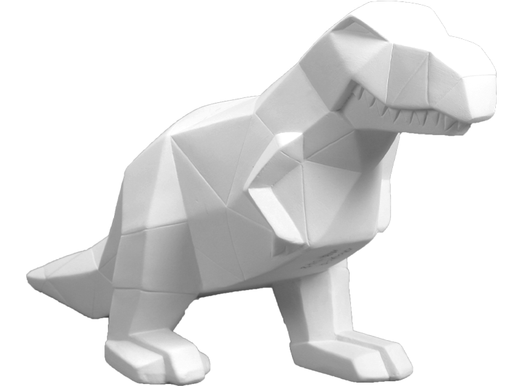 T-Rex (Faceted)