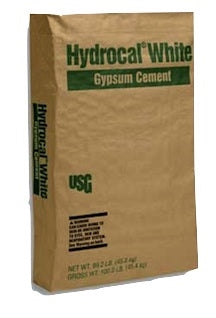Hydrocal Plaster - Used for Scenery, Dioramas, Dentistry and Mold Casting