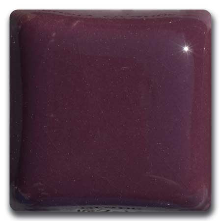 MS-73-L  Grape Liquid Glaze Laguna Moroccan Sand