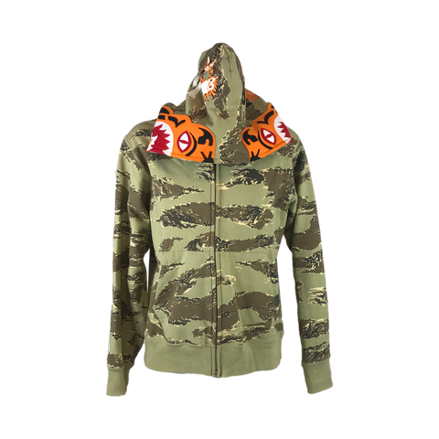 TIGER AMMO ZIP-UP