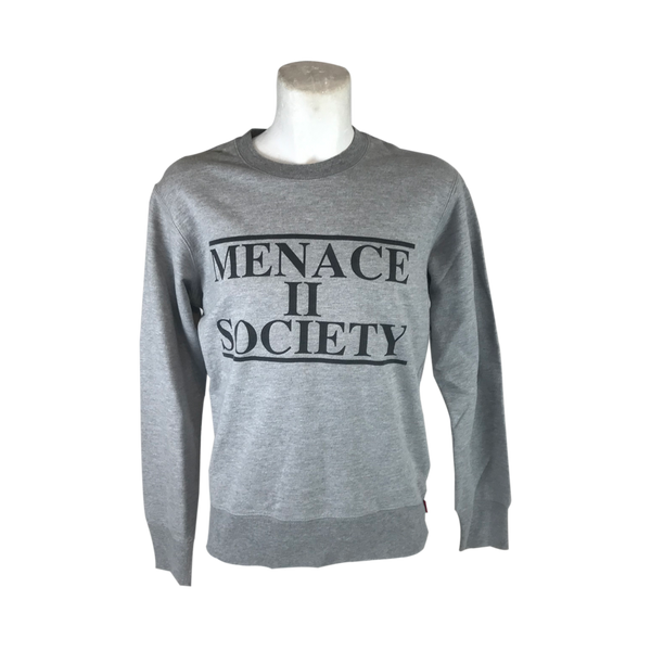 MENACE TO SOCIETY CREWNECK