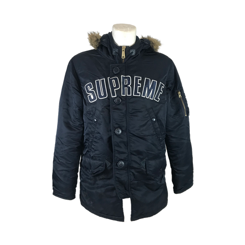 WINTER JACKET NAVY