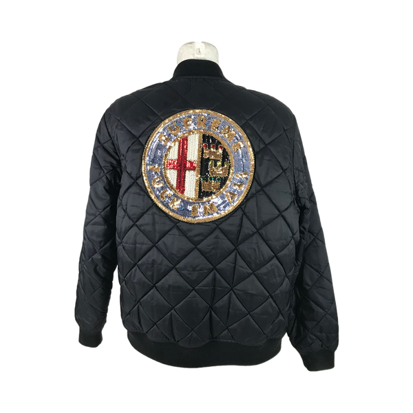ALFA ROMEO QUILTED JACKET