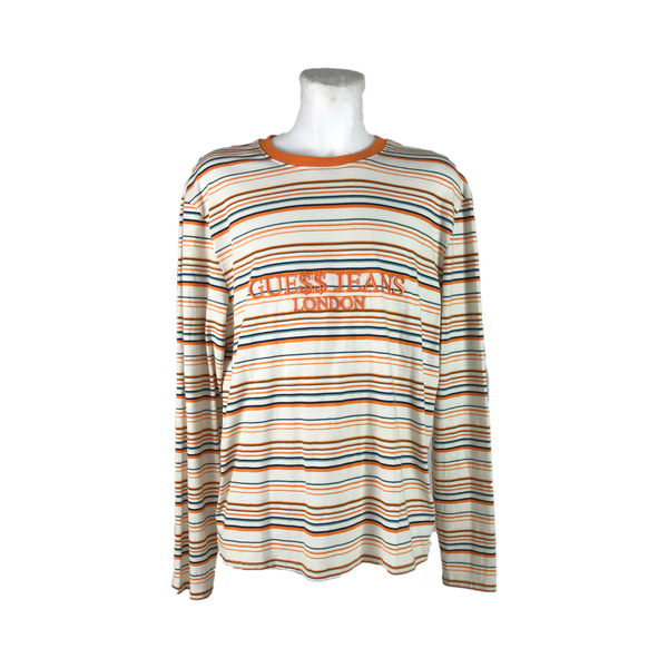 X ASAP ROCKY STRIPED LONGSLEEVE