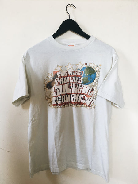 Supreme World Famous Supreme Team Show Tee