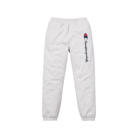 Supreme x Champion Grey Joggers