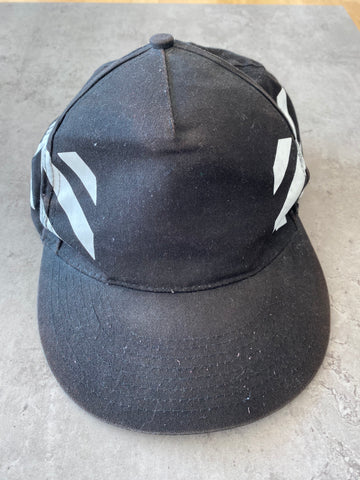 Off White Cap - Black