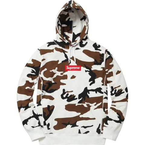 Supreme Box Logo Bogo Cow Camo