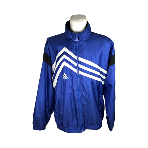Vintage Windbreaker Track Jacket