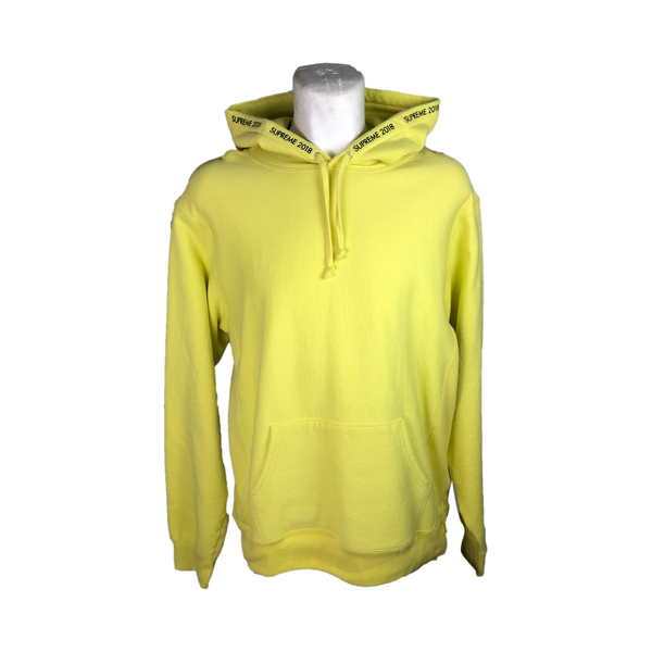 Channel Hoodie