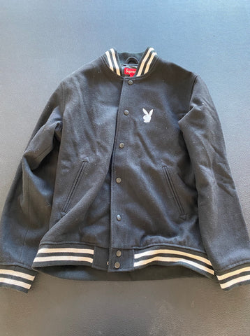 Supreme x Playboy jacket