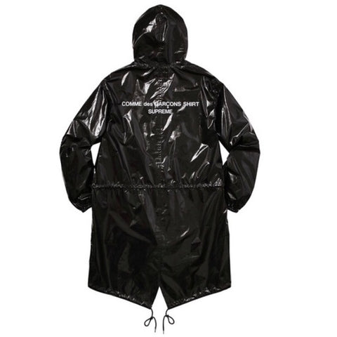 Supreme CDG Rain Coat