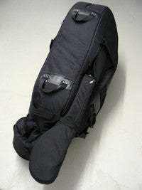 Deluxe bass bag for removable neck bass