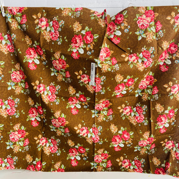 100% Cotton Floral Sewing Project Cute Quilting Project