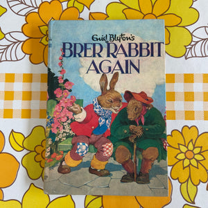 ENID BLYTON Brer Rabbit Again 1963 Collectable