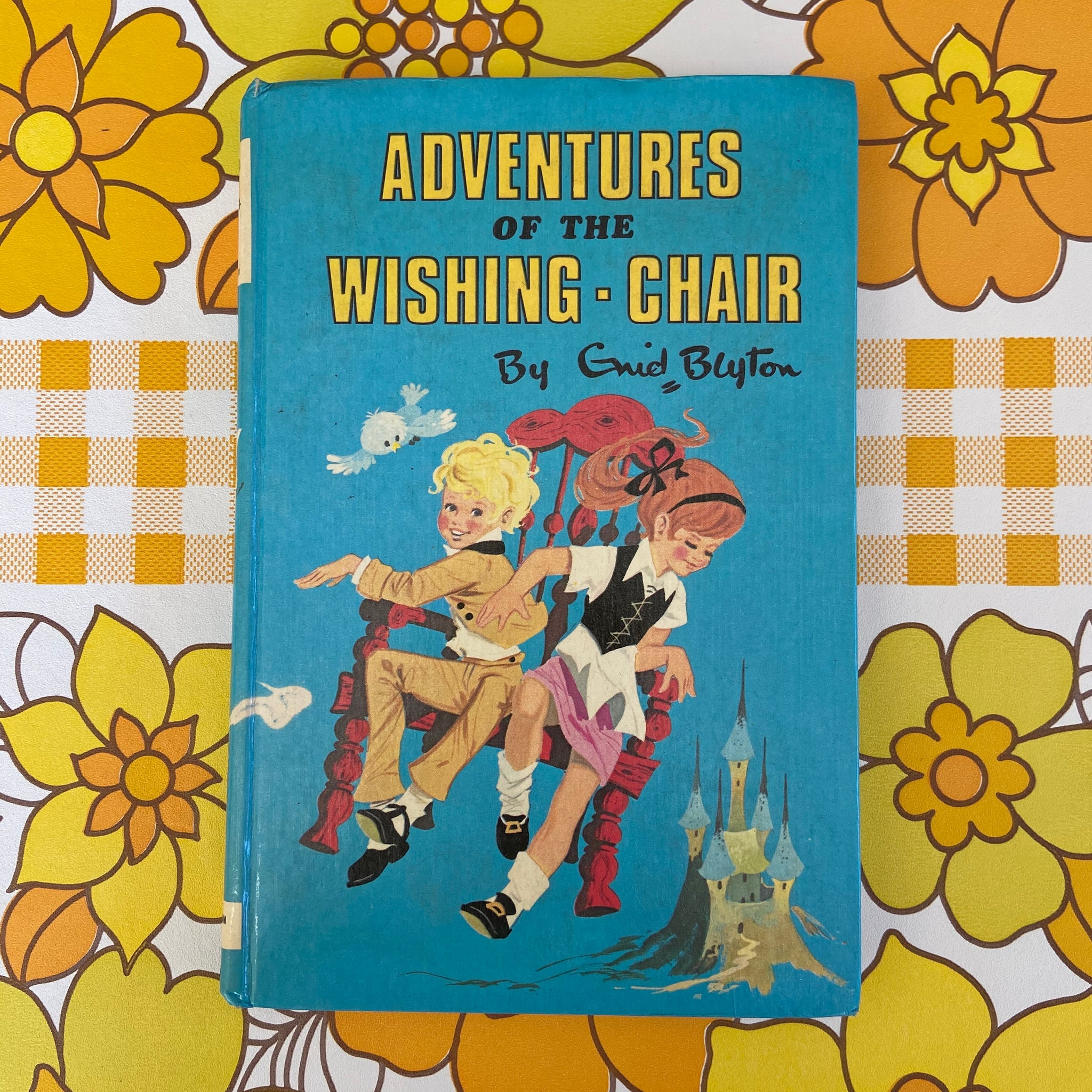 ENID BLYTON Adventures of the Wishing Chair 1971 Collectable