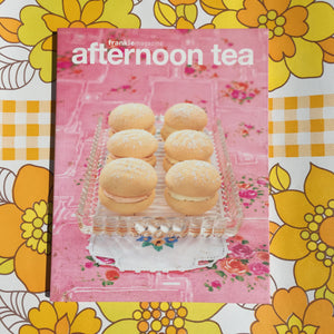 Frankie Magazine AFTERNOON Treats Recipe Book Vintage Cooking