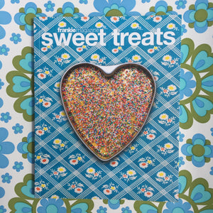 Frankie Magazine Sweet Treats Adorable Photographs Inside RECIPE Book
