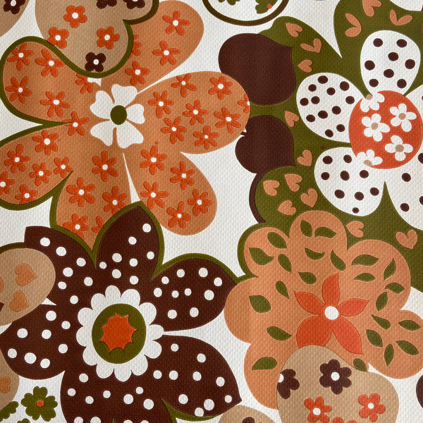 FUNKY Genuine Vintage Wallpaper By the METRE
