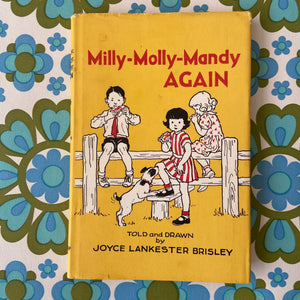 Milly Molly Mandy Again Hard Cover