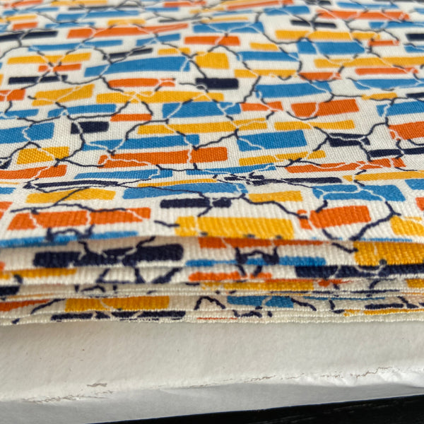 100% Cotton Modern FABRIC Sold by Metre