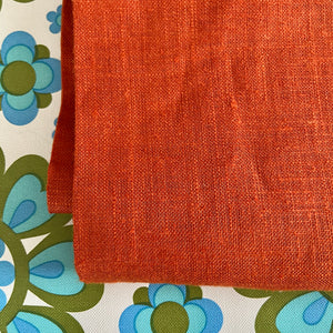 LINEN Beautiful Colour UNUSED Dress FABRIC Sewing