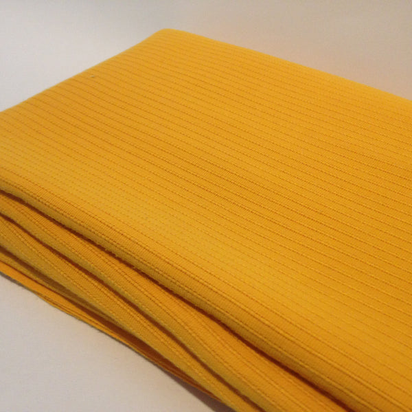 AWESOME Retro Yellow Bedspread Woven Ribbed Warm Fabric Vintage ~ Home Decor - Pink Peacock  - 1