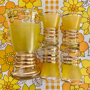 Drink Set 50's 60's Mid Century RETRO Kitchen Caravan