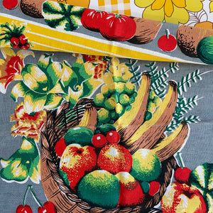 Fast Colours RETRO Tea Towel BRIGHT & FUN All Cotton