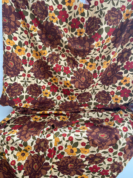 BOLD Bright Crisp Cotton Fabric Curtains Caravan Lampshades ETC