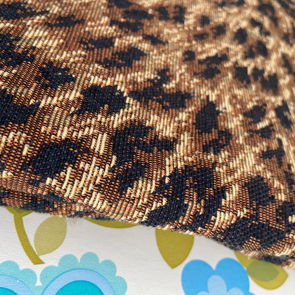ANIMAL Print Heavy Weight Fabric Upholstery Coats Cushions