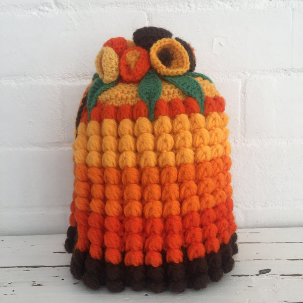 Handmade RETRO Tea Cosy Kitsch Tea Pot Kitchen