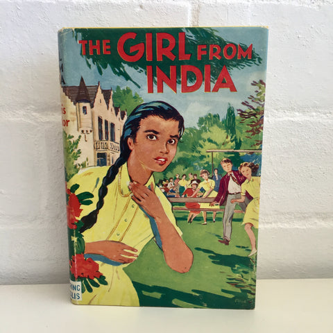 A Girl from India - Doris Taylor - Vintage